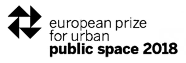 Finaliste European Prize for Urban Public Space 2018